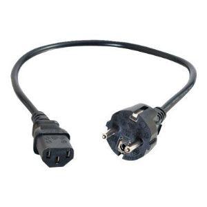 C2g 88541 - Câble d'alimentation universel 0,5 m