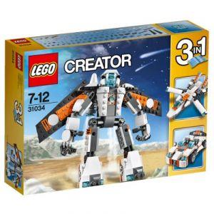 Lego 31034 - Creator 3 en 1 : Les planeurs du futur