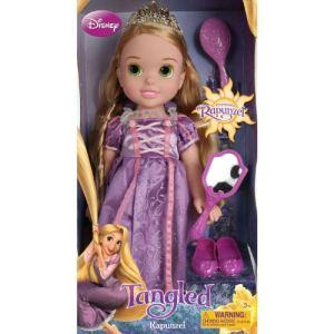 Tollytots Poupée Raiponce (Disney Princesse)