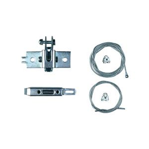 Somfy 2400651 - Verrouilleur bas de porte