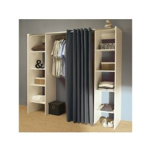 Armoire dressing extensible Emeric