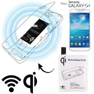 Yonis Y-rsfi5 - Chargeur sans fil module récepteur patch Qi Samsung Galaxy S4