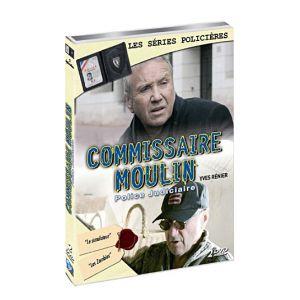 Coffret Commissaire Moulin - Volumes 3 et 4