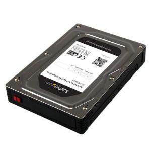 "StarTech.com 25SAT35HDD - Boîtier adaptateur pour HDD / SSD SATA 2,5"" vers 3,5"" jusqu'à 12,5 mm"