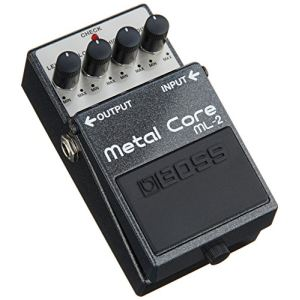 Boss Effect Metal Core ML-2 - Pédale de distorsion