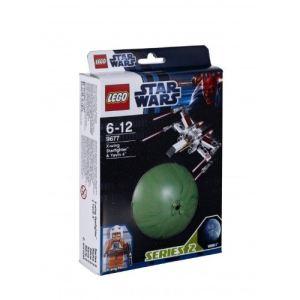Lego 9677 - Star Wars série 2 : X- wing Starfighter & Yavin