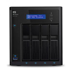 Western Digital WDBWZE0320KBK - Serveur NAS My Cloud EX4100 32 To