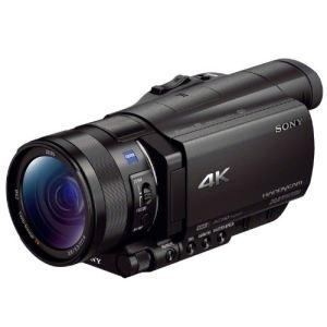 Sony FDRAX100 - Caméscope HD 4K