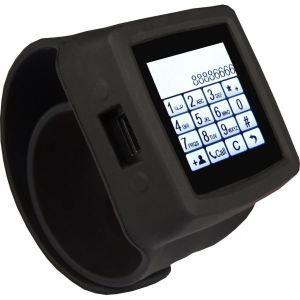 Yonis Y-mtel1 - Montre téléphone avec appareil photo et bracelet souple