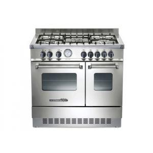 La germania exd5c61 pro cuisini re mixte 5 foyers gaz et 2 fours lectrique - Comparateur de prix gaz ...