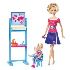 Mattel Barbie I can be... maîtresse d'école (Y4119)