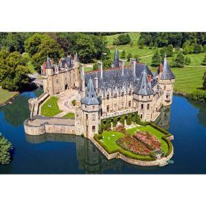 Castorland Château de la Loire - Puzzle 1000 pièces