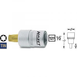 """Hazet 992-T50 - Douille mâle TORX T50 4 pans intérieurs 12,5 mm (1/2"""")"""
