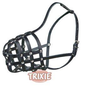 Trixie Muselière en peau de buffle taille XL