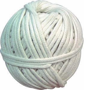 Taliaplast 400503 - Cordeau tressé coton pelote de 100 g diamètre fil 3 mm