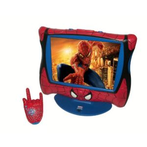 Lexibook LCD1SP - Téléviseur LCD Spiderman 38 cm