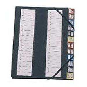 Extendos Trieur numérique 24 compartiments (24 x 32 cm)