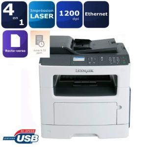 lexmark mx310dn imprimante laser multifonctions fax. Black Bedroom Furniture Sets. Home Design Ideas