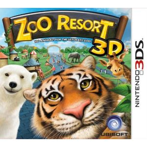 Zoo Resort 3D sur 3DS