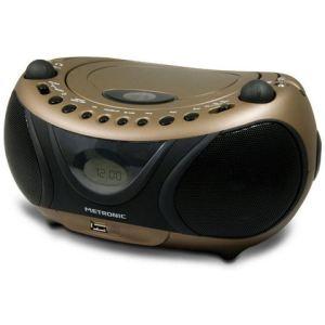 Metronic 477106 - Poste radio CD/MP3 2 W USB