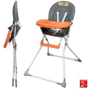 Chaise haute bebe pliante comparer 36 offres for Achat chaise haute