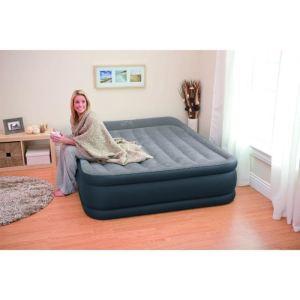 matelas gonflable avec gonfleur integre comparer 42 offres. Black Bedroom Furniture Sets. Home Design Ideas