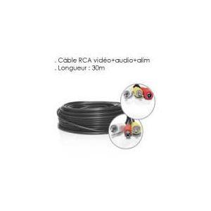 Securitegooddeal Cable RCA 30m
