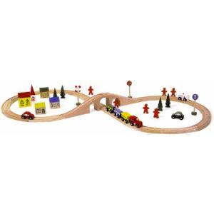 Legler 1090 - Chemin de fer «En huit»