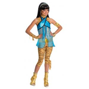 Déguisement Cleo de Nile Monster High (3-4 ans)