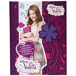 Journal intime Violetta Disney