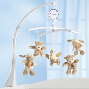 Fehn Mobile musical Teddy Tom