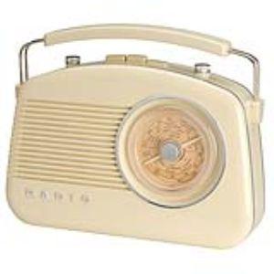 La Chaise Longue 31-C1-088 - Radio portable 60'S