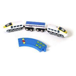 Legler 5804 - Train «Électrique» avec télécommande