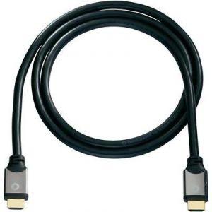 Oehlbach 92457 - Câble HDMI mâle / mâle 7.50 m noir