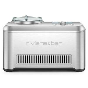 Riviera & bar PG 820 A - Turbine à glace Virtuo Gelato 1 L