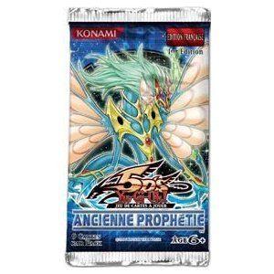 Konami Carte à collectionner Yu-Gi-Oh! : Ancienne prophétie