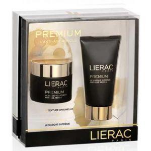 Lierac Premium - Coffret crème voluptueuse et masque suprême
