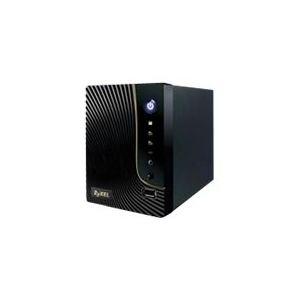 "Zyxel ZY-NSALOG - Serveur NAS NSA-LOG 500 Go 2 baies 3.5"" Ethernet"