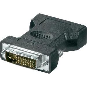Adaptateur VGA / DVI-prise mâle (DVI-A 12+5)