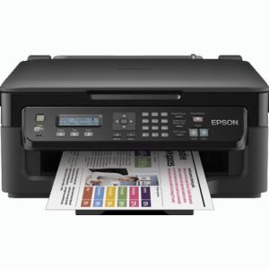 Epson WorkForce WF-2510WF - Imprimante jet d'encre multifonctions Fax