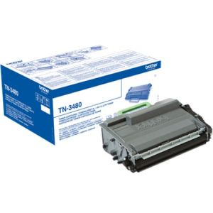 Brother TN-3480 - Toner noir 8000 pages