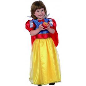 Déguisement princesse des neiges fille (taille au choix)