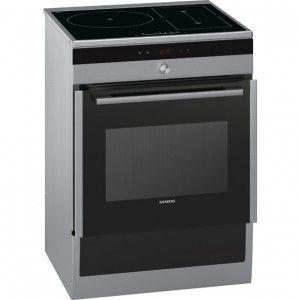 Siemens HA857580F - Cuisinière induction 3 foyers