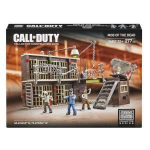 Mega Bloks 06857 - Call Of Duty : Mob Of The Dead Alcatraz