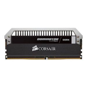 Corsair CMD16GX4M4A2666C16 - Barrette mémoire Dominator Platinum 16 Go (4 x 4 Go) DDR4-2666 CL16