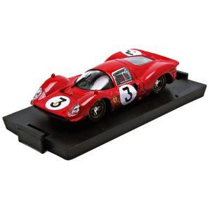 Brumm R159 - Ferrari 330 P4 Winner 1000Kms Monza 1967 - Echelle 1/43