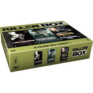 Coffret Killer Box - Snipers + Paintball + Les Proies