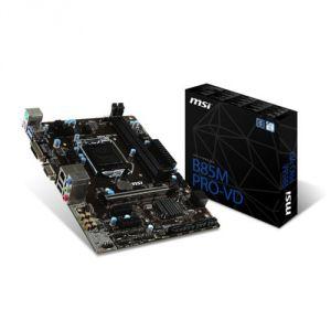 MSI B85M PRO-VD - Carte mere socket LGA 1150