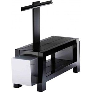 meuble tv avec support tv comparer 513 offres. Black Bedroom Furniture Sets. Home Design Ideas