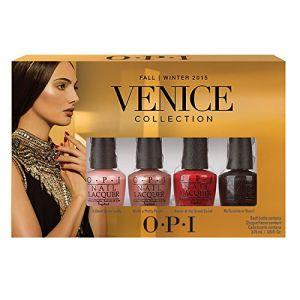 O.P.I Mini Kit vernis à ongles Vénice
